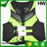 куртка безопасности Solas общецелевого прочного морского пехотинца 2-Buckle плавая (HW-LJ022)
