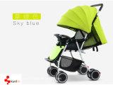 Faltbarer SpitzenSpaziergänger-Baby-Luxus/Baby-SpaziergängerPram