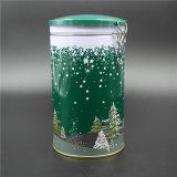 Excelente Design Tea Metal Tin / Tea Container (D001-V1)