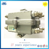 Protector coaxial de cabletelevisión impermeable del voltaje de la señal de 0~900MHz CATV TV