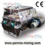 Misturador de pá gêmeo, misturador Weightless para o pó de leite que mistura, máquina de mistura rápida do pó