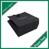 布およびショッピングのためのカスタム贅沢な紙袋