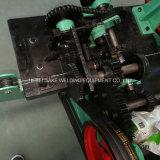 Dehnbare doppelter Strang-Stacheldraht-Maschine