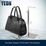 Bag、PurseおよびHandbag (BR003)のためのYeon Shinny Display Stand Rack