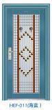 蛍光カーボン絵画ドアのステンレス鋼のドア(HEF-011)