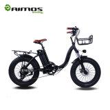 [20ينش] [500و] ثلج يطوي درّاجة كهربائيّة/[إبيك]/درّاجة كهربائيّة
