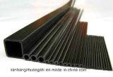 Tubo del cuadrado de la fibra del carbón