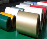 Цвет Coated Aluminium Coil с PE/PVDF Coating