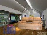 Leather Sofa(HL-10)