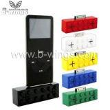 Mini altavoz para iPod Dock (BM01).