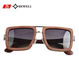 Marca superior 2017 Fashion Design unissexo óculos de sol de madeira