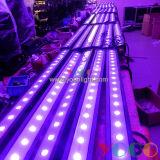 IP65 18X3w RGB 3в1 светодиодные панели на стену PAR лампа