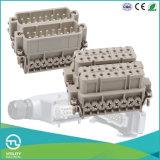 32p мини Размер разъема для тяжелых условий эксплуатации вставьте 250В/16A