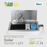 La alta calidad 25W con sensor integrado Luz solar del jardín