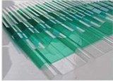 Folha transparente de Dorrugated do PC