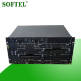 Высокое качество 5 u Epon Olt с Макс 40 SFP Pon Ports 1.25 Gbps Optical Gepon Olt, FTTX Optical Line Terminal в 2014
