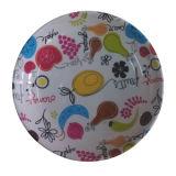 Plato profundo de la melamina / plato del bebé / vajilla del niño (NBG)