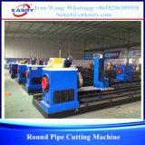 Machine de découpage de commande numérique par ordinateur pour la pipe ronde