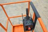 Mini automotores Scissor la altura de funcionamiento máxima de la elevación (modificada para requisitos particulares) 5 (m)