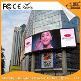 Écran d'Afficheur LED de la publicité P6 extérieure pour le panneau-réclame visuel