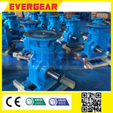 Sew a caixa de engrenagens chanfrada helicoidal do padrão industrial