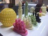 적당한 다중 물자 높은 정밀도 음식 초콜렛 3D 인쇄 기계