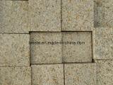Azulejos De Granito Bege G682 De Ouro e Pavê De Granito
