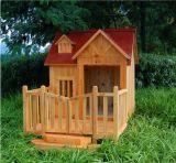 Animais de casa de madeira (F011)