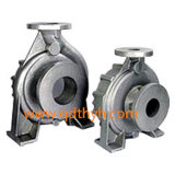 OEM Custom Casting Pump Body Pump Housing Casting com CNC Usinagem