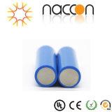 18650 batteria di ione di litio di 3.7V 2000ah per indicatore luminoso solare
