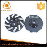 """5""""125 мм Китай Mnaufactuer Turbo алмазные шлифовальные наружное кольцо подшипника колеса"""