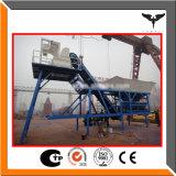 Planta de procesamiento por lotes por lotes móvil del concreto preparado Yhzs25