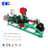 Automatische einzelne Stacheldraht-Maschine