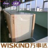 ISO тепло изолированный полиуретановые Сэндвич панели для стальной дом