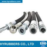 SAE R1 - Boyau R4 en caoutchouc hydraulique