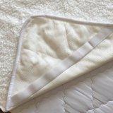 Protetor Cosy impermeável Fleecy luxuoso do colchão