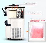 夜通し機能のソフトクリームメーカー