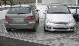 Plataforma giratória de estacionamento automatizada do carro para o uso Home
