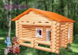 Het houten Stuk speelgoed van het Blokhuis (D098)