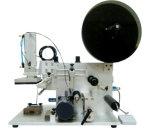 반 자동 압축 공기를 넣은 편평한 병 스티커 레테르를 붙이는 기계 (Gh P150)