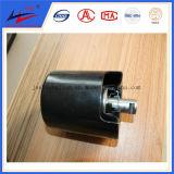 El rodillo de guía de rodillos de alineación automática o por intermedio de transportador de cinta transportadora