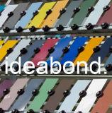 Ideabond bobina de aluminio con recubrimiento de color - Revestimiento de PVDF (color sólido serie)