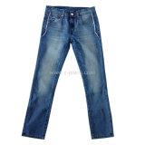 Blue jeans de mezclilla de Moda 2014 vaqueros con estilo