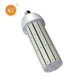 3528SMD 60W LEDのトウモロコシの球根ライトを沈めるアルミニウムひれの熱