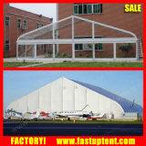 Courbe PVC Aluminium chapiteau tente pour l'ouverture de l'Immobilier 1200 personnes places Guest