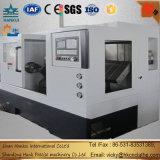 금속 부속 기계로 가공을%s 사용되는 작은 2 바탕 화면 CNC 선반