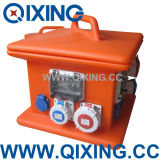 이동할 수 있는 전원 소켓 상자 (QX10751)