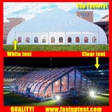 Палатка в рамке для кривой крутящего момента для проведения свадеб 2500 человек местный гость