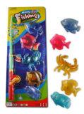 3-Musical/Flash釣ゲームまたはおもちゃ(GF159B2)の繊維のポリアミドロープ30mm