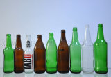 640ml Amber Color Glass Beer Bottle
